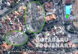 Lokasi Sentral Penjual Durian Kota Baru