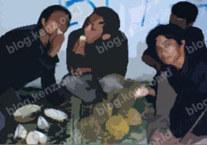 Cahandong dan Durian