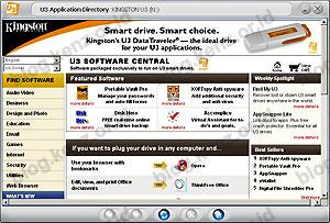 U3 Software Central