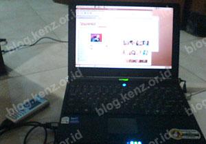 Ubuntu dan Axioo NS 658i