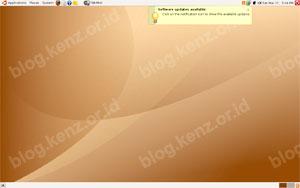 Ubuntu 6.10 Edgy Eft