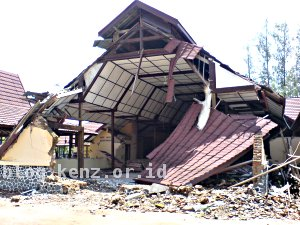 1 Tahun Gempa Bumi Jogjakarta