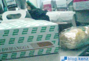 Snack Argo Dwipangga